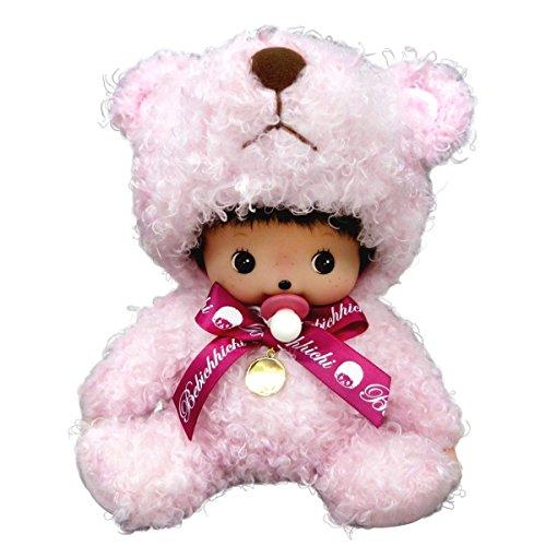 Original Sekiguchi Collectible Teddy Bear Monchhichi Doll