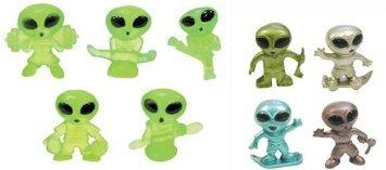 Tiny 1 Alien Figures - Lot of 20