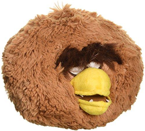Angry Birds Star Wars Bird Chewbacca 8 Plush with Sound