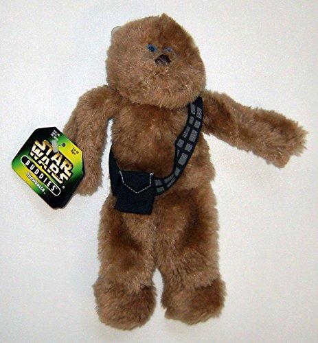 Star Wars Buddies Chewbacca Black Belt Plush