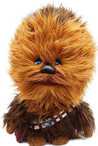 Star Wars Episode VII The Force Awakens Medium Talking Plush - Chewbacca