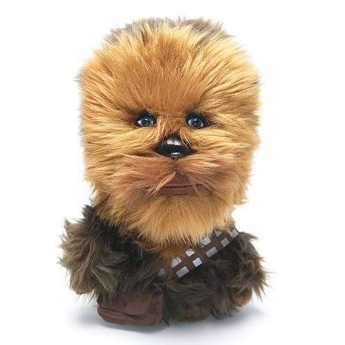 Star Wars Talking Chewbacca Plush