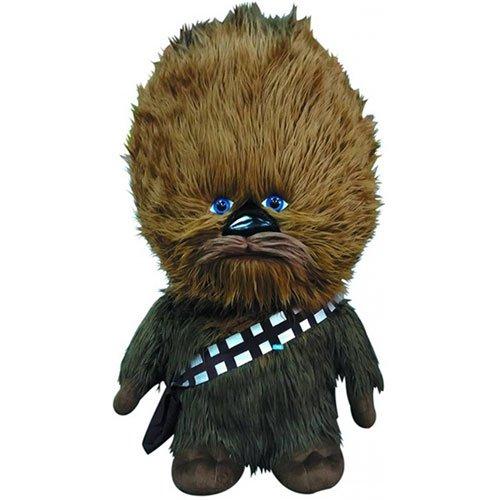 Underground Toys Star Wars 48 Talking Plush Chewbacca Action Figure