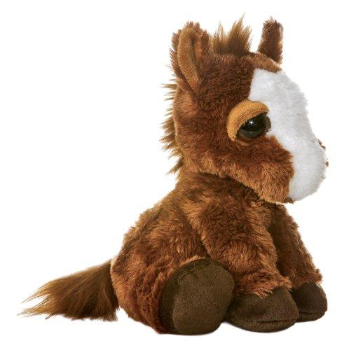 Aurora World Dreamy Eyes Plush Prancer Pony 10