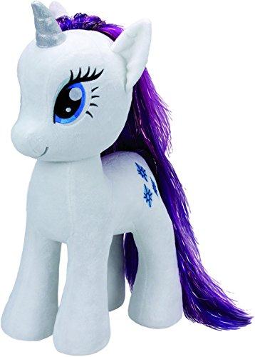 Ty Beanies My Little Pony Rarity 16 Plush