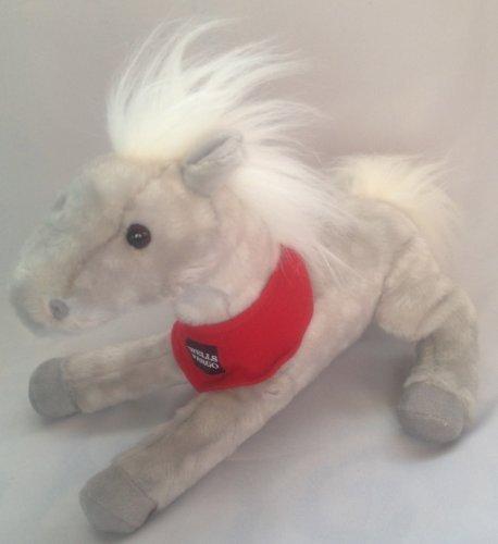 Wells Fargo Legendary Pony Shamrock Plush Horse