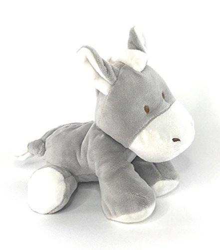 Kellybaby Donkey with Rattle 7 Plush Baby Stuffed Toy