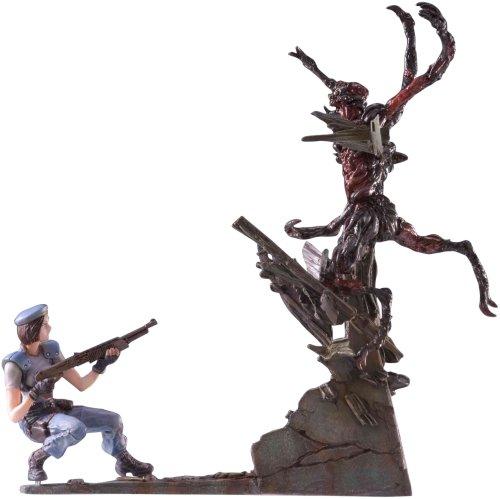 Biohazard Resident Evil Figure Collection Part 5 Jill Valentine Vs Chimera by Organic