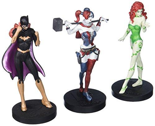 Eaglemoss DC Masterpiece Figure Collection 2 Femme Fatales Figurine Set