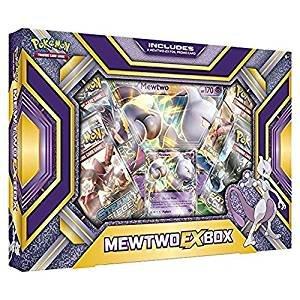 Pokemon TCG Mega Mewtwo X Figure Collection Box Sealed by Pokmon