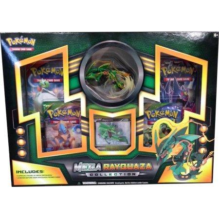 Pokemon TCG Mega Rayquaza Figure Collection