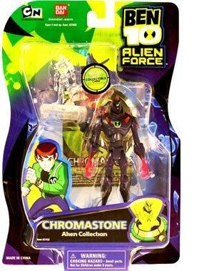 Ben 10 Alien Force Bandai Figure Chromastone