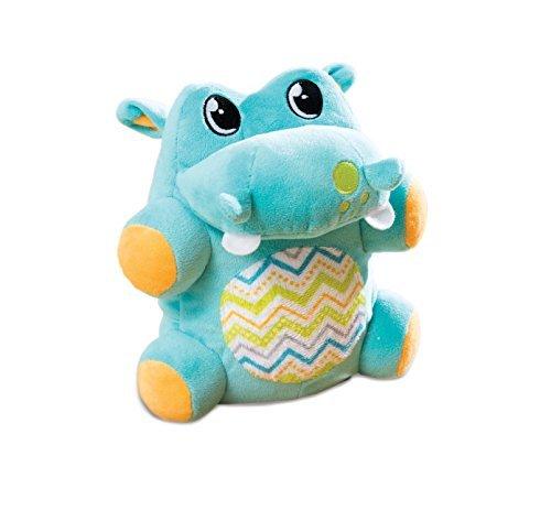 Kiddopotamus Jiggypotamus Interactive Plush Toy by Kiddopotamus