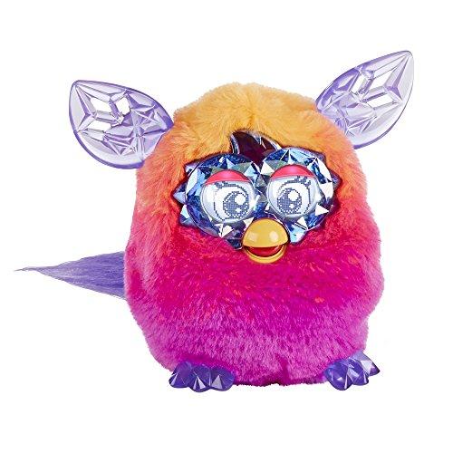 Furby Boom Crystal Series Furby OrangePink