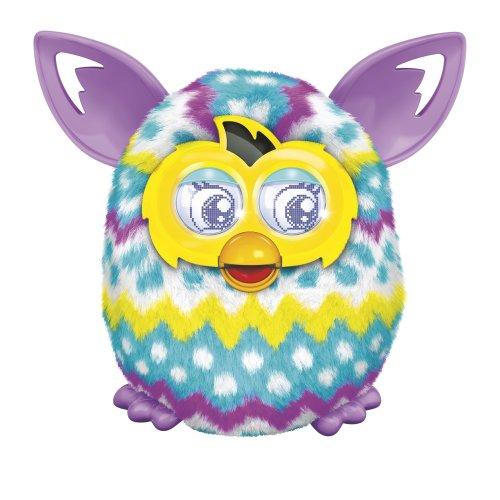 Furby Boom Plush Toy Pastel