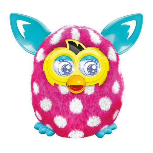 Furby Boom Polka Dots with AA Batteries