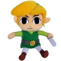 Global Holdings Legend of Zelda Plush Toy - 7 Link
