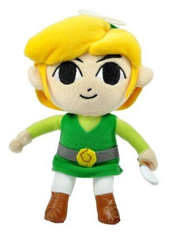 Little Buddy Official Zelda Plush - 7 Link by Nintendo