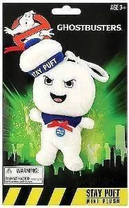 Ghostbusters Stay Puft Marshmallow Man Mini Singing Plush Toy Angry Face by Ghostbusters