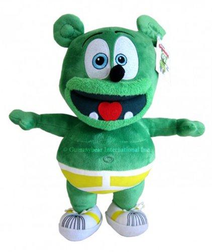 Gummibär The Gummy Bear Singing Plush Toy