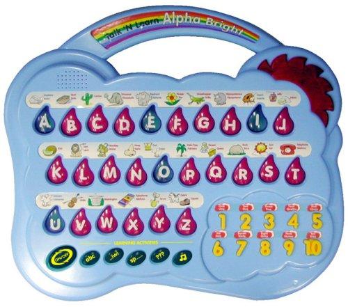 Scientific Toys Talk N Learn Bilingual Alpha Bright Spanish English