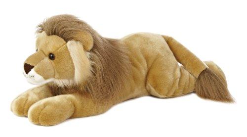 Aurora World Super Flopsie Leo Lion Plush 27 Long