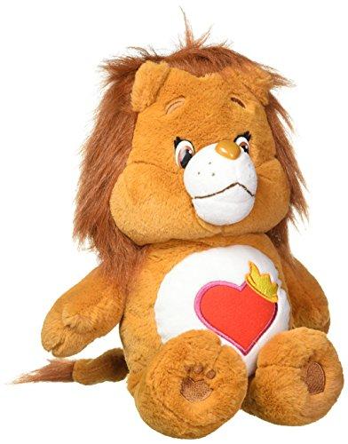 Just Play Care Bear Brave Heart Lion Plush Medium