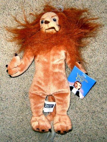 The Wizard of Oz Cowardly Lion Plush 11 Figure