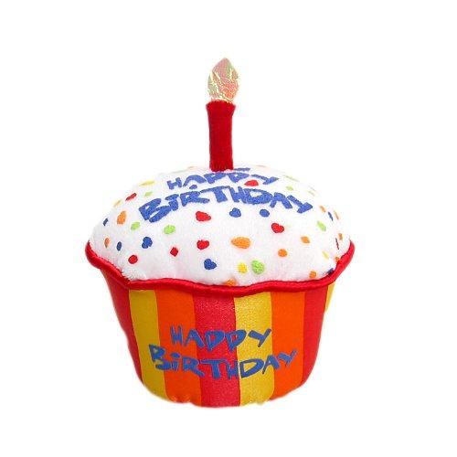 Build-a-Bear Workshop Happy Birthday Cupcake - Teddy Bear Accessory