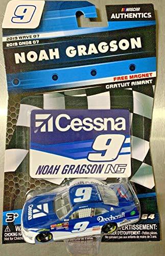 NASCAR Authentics 2019 Noah Gragson 9 Cessna Wave 7 NASCAR 164 Diecast New