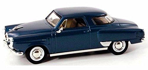 1950 Studebaker Champion Dark Blue - Yatming 94249 - 143 Scale Diecast Model Toy Car