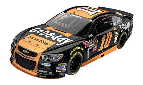 Danica Patrick 10 GoDaddy 2014 Galaxy SS Chevrolet Sprint Cup Diecast Car 124 Scale Elite HOTO Official Diecast of NASCAR