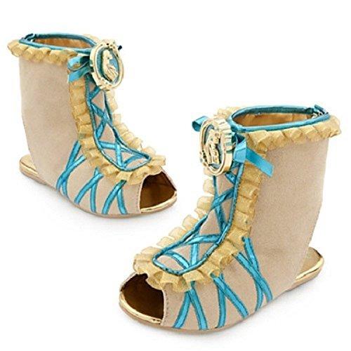Disney Store Pocahontas Costume Shoes 910
