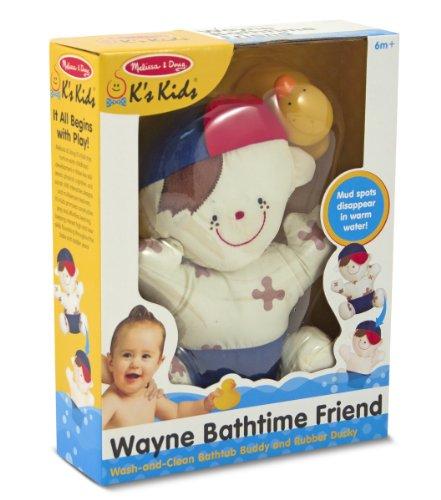 Melissa Doug Ks Kids Wayne Bathtime Friend