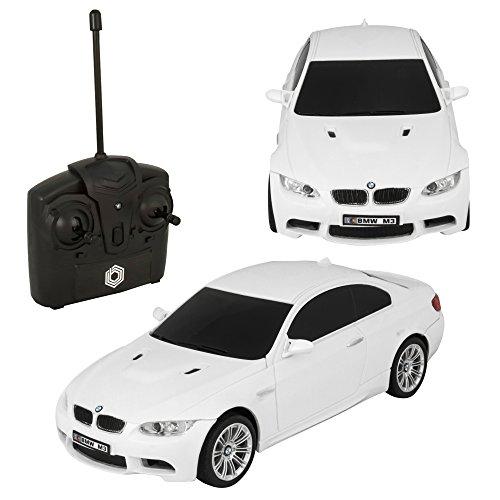 Braha BMW M3 124 RC Car White