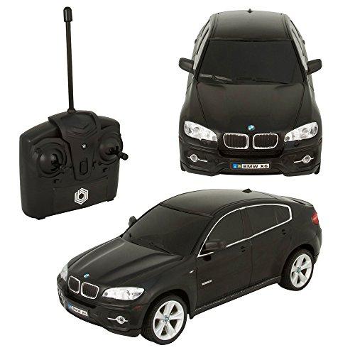 Braha BMW X6 124 RC Car Black