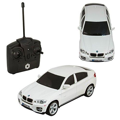 Braha BMW X6 124 RC Car White