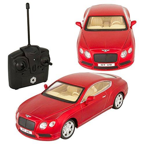 Braha Bentley GT V8 124 RC Car Red