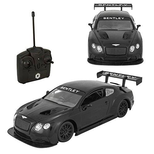 Braha Bentley GT3 124 RC Car - Black