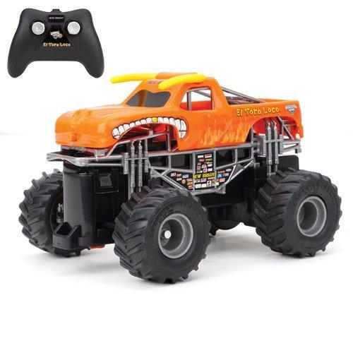 New Bright FF 4X4 Monster Jam Mini El Toro Loco RC Truck 143 Scale