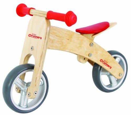 Runners-Bike Junior Wooden Balance Bike