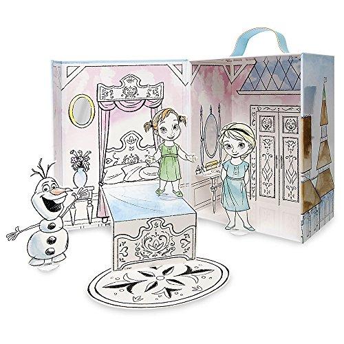 Disney Animators Collection Frozen Paper Doll Set