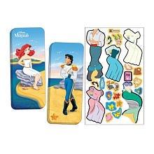 Magnetic Paper Dolls Travel Tin - The Little Mermaid