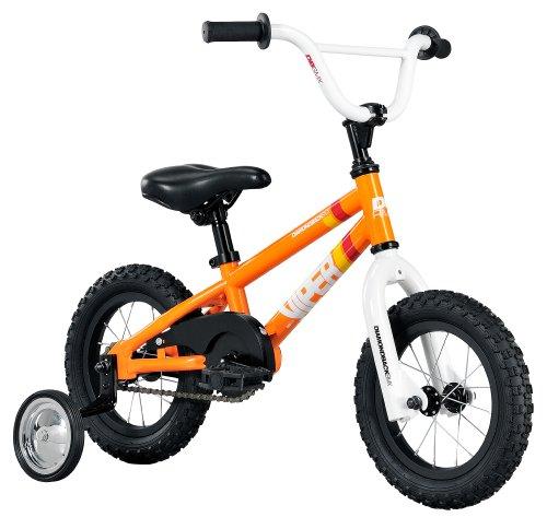 Diamondback Bicycles 2014 Micro Viper Kids BMX Bike 12-Inch Wheels One Size Orange