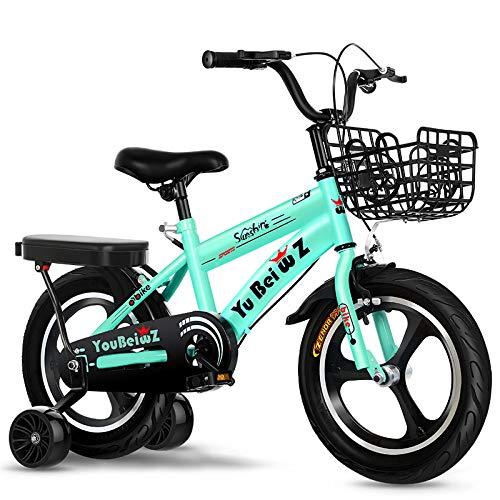 Ssltdm Kids Bikes 12 inch Fashion Sport Children Bike Safety Exercise