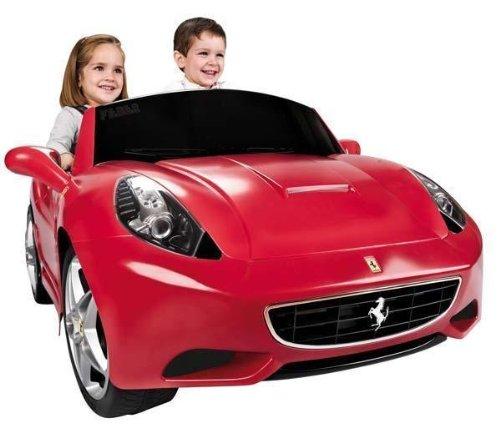 Feber Ferrari California Battery Powered Riding Toy