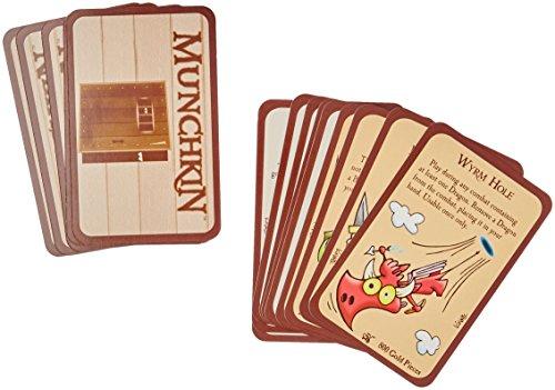 Munchkin Dragons Trike Card Game