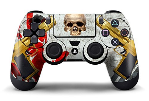 PS4 Controller Designer Skin for Sony PlayStation 4 DualShock Wireless Controller - Ghost Ops by 247Skins
