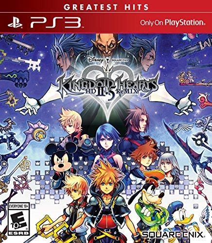 Kingdom Hearts HD 25 ReMIX - PlayStation 3