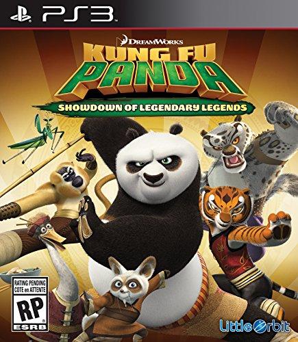 Kung Fu Panda Showdown of Legendary Legends - PlayStation 3